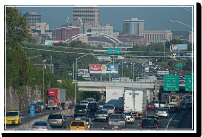 Nashville Traffic - Call Music City Taxi